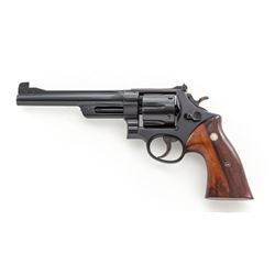 S&W 1950 Target Double Action Revolver