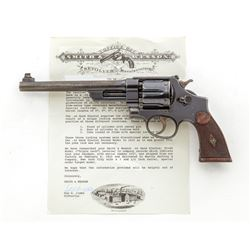 S&W First Model Triplelock Double Action Revolver