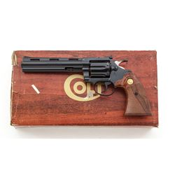 .22 Caliber Colt Diamondback Double Action Revolve
