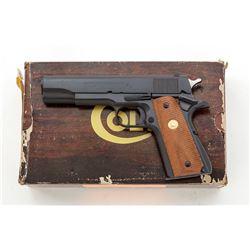 Colt MK IV Series 70 Gov't Model in 9mm Luger