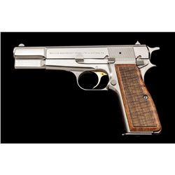 Browning High-Power Semi-Automatic Pistol
