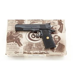 Superb Colt MK IV Series 80 Gold Cup NM Pistol