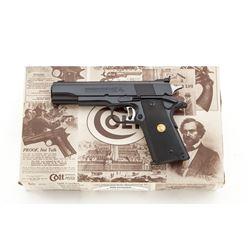 Superb Colt MK IV Series 80 Gold Cup NM Pistol