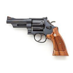 S&W Model 27-3 Double Action Revolver