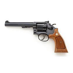 S&W 17-3 K-22 Masterpc. Double Action Revolver