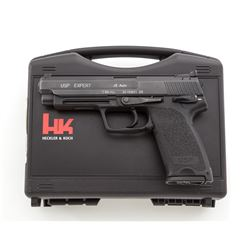 HK USP Expert Semi-Auto Target Pistol