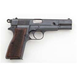 Browning Hi-Power Semi-Automatic Pistol