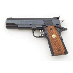 Colt MK IV Ser. 70 Gold Cup Nat'l Match SA Pistol