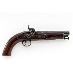 Westley Richards Perc. naval-Styel Belt Pistol