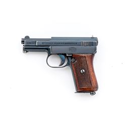 Mauser Model 1914 Semi-Automatic Pistol