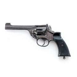 British No. 2 Mk 1**Enfield Double Action Revolver