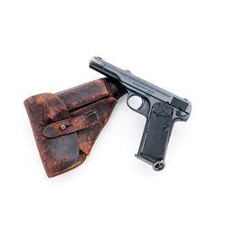 Dutch Contract Browning M.1922 Semi-Auto Pistol