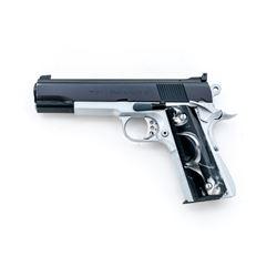 Springfield 1911 Semi-Auto Pistol w/conv. unit