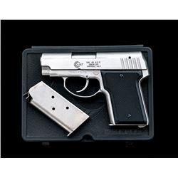 AMT Back-Up Large Frame Semi-Auto Pistol