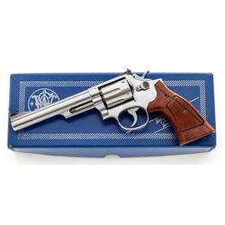 S&W Model 66-1 Combat Magnum Revolver