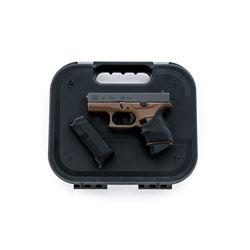 Glock Model 42 Gen 4 Sub-Compact Semi-Auto Pistol