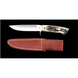 Jimmy Lile (with dot) Fixed Blade Knife