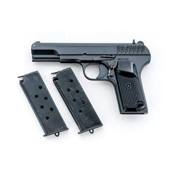 Polish Model TT-33 Semi-Automatic Pistol