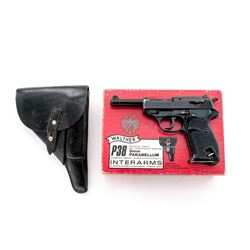 Manurhin P1 Semi-Automatic Pistol