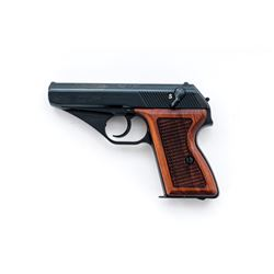 Post-War ''Original'' Mauser HSc Semi-Auto Pistol