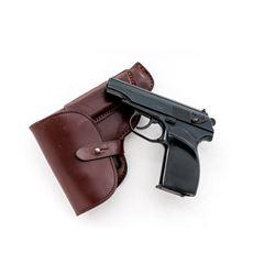 East German Makarov Semi-Automatic Pistol