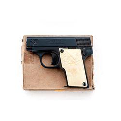 South African P.A.F. Junior Semi-Auto Pistol
