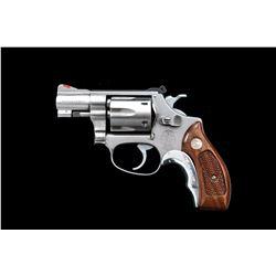 S&W Model 63 Double Action Revolver