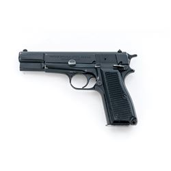 FN Browning Hi-Power Semi-Automatic Pistol