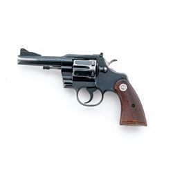 Colt Model 357 Double Action Revolver