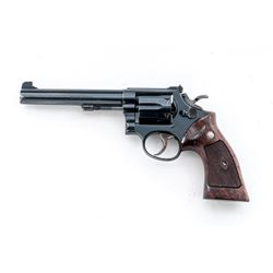 S&W Model 14-1 Double Action Revolver