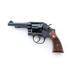 S&W Model 10-5 Double Action Revolver
