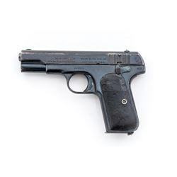 Bel. Contract Colt 1903 Pkt Hammerless Pistol