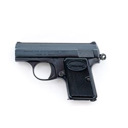 Belgian Baby Browning Semi-Automatic Pistol