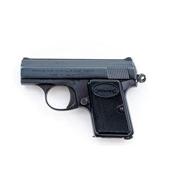 Belgian Baby Browning Semi-Automatic Pistol