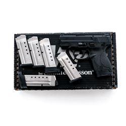 S&W M&P 40 Shield Semi-Auto Pistol