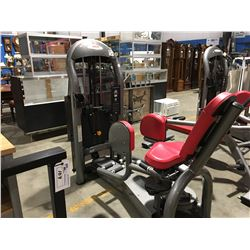 SNAP FITNESS HIP ABDUCTION MACHINE WITH UP TO 220LB WEIGHTS