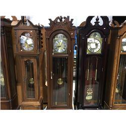 HENTSCHEL'S GRANDMOTHER CLOCK - WESTMINSTER CHIME