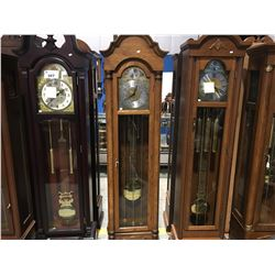 COLONIAL ZEELAND GRANDMOTHER CLOCK - WESTMINSTER CHIME - SILENT CHIME OPTION