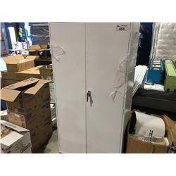 """INDUSTRIAL DOUBLE DOOR STORAGE CABINET - 36"""" X 72"""""""