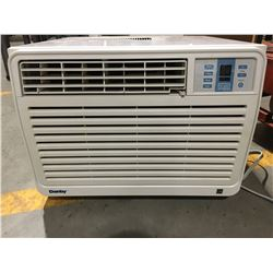 DANBY WINDOW MOUNT ROOM AIR CONDITIONER MODEL DAC12344DE 12600 BTU PER HR