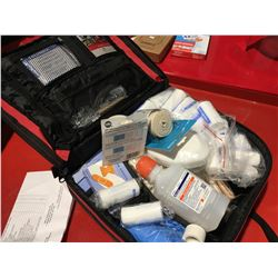 ST. JOHN AMBULANCE WORKSAFE BC LEVEL 2 & FEDERAL C FIRST AID KIT