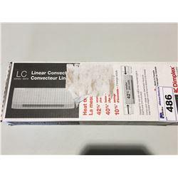 DIMPLEX BASEBOARD HEATER (500W) - C