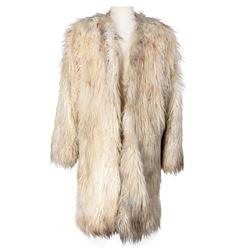 Aaron Douglas 'Gordon Rimmer' Lux Dujour rock star coat from Dirk Gently's...