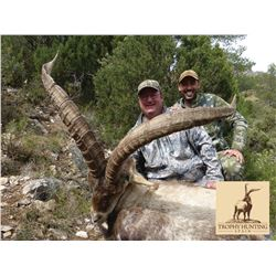 4 Day Mountain Rifle Hunt for 1 hunter + 1 observer in Spain with Trophy Hunting Spain