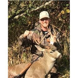 5 Day Oregon Blacktail Hunt for 1 with Webfoot Outfitters