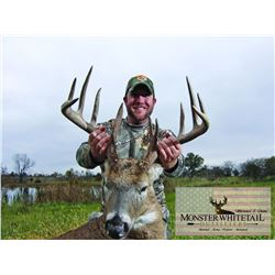 5 Day Fully Guided Iowa or Missouri Whitetail Hunt for 1 with Monster Whitetail Outfitters