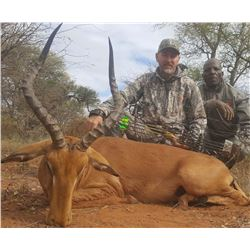 10 Day South African Hunting Safari for 4 hunters with AB Steyn Safaris