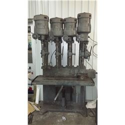 Herbert Quadruple Geared Drill Press