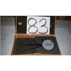 "MITUTOYO 209-111 INTERNAL TYPE DIAL CALIPER GAUGE DCG-1.38"""