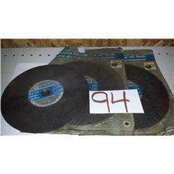 """Metal Cutting Disc 8"""" x 3/32"""""""